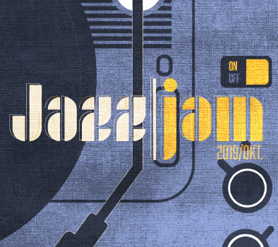Jazz Jam / Animation und Illustration durch Markus Jähn